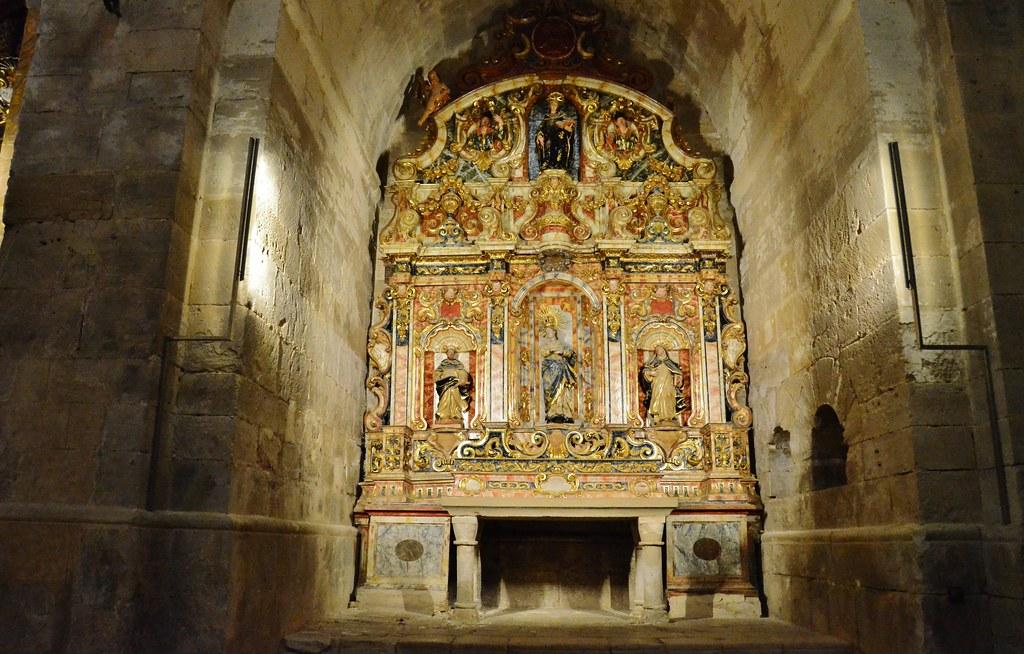 Retaule Esglèsia del Reial Monestir de Santes Creus, Aigua…  Flickr