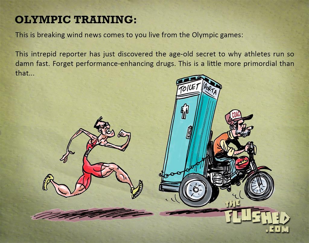 91 Olympic Training