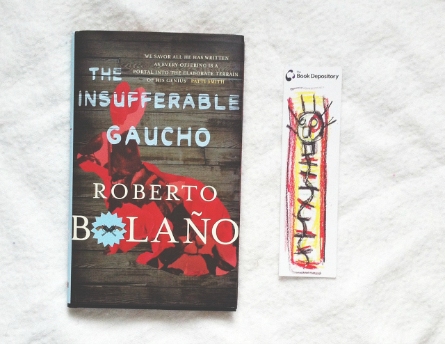 uk lifestyle blog book review the insufferable gaucho