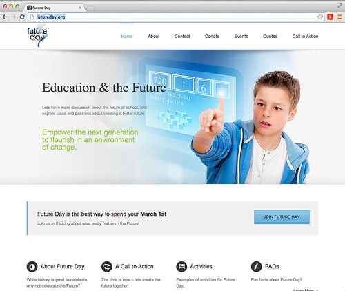 Future Day & Education