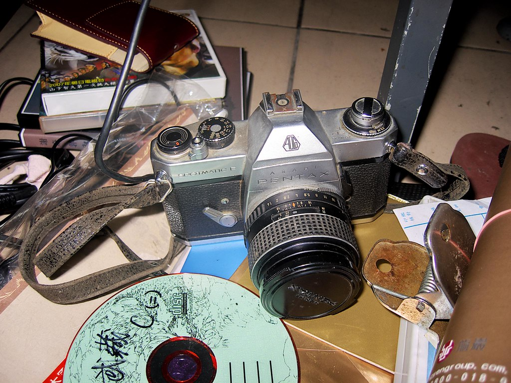 Canon Powershot S30 老DC測試隨便拍