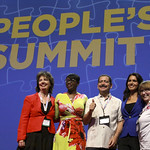 Building the Political and Social Movement at the People's Summit in Chicago