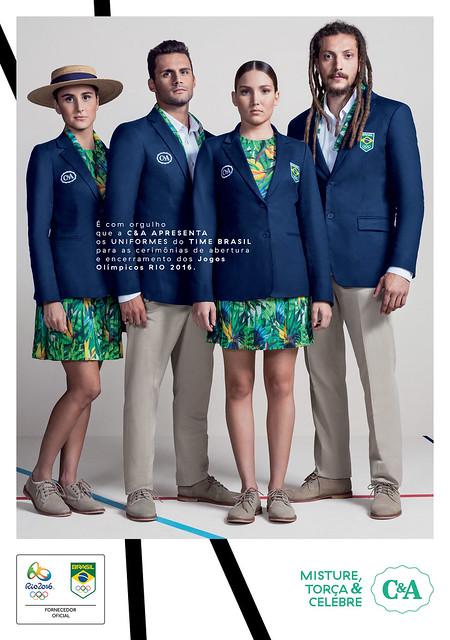C&A - Jogos Olímpicos Rio 2016
