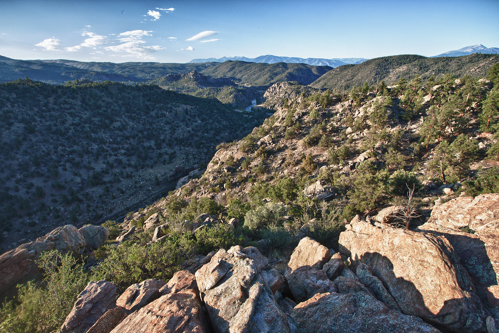 Natural Resources Of Arkansas River Valley