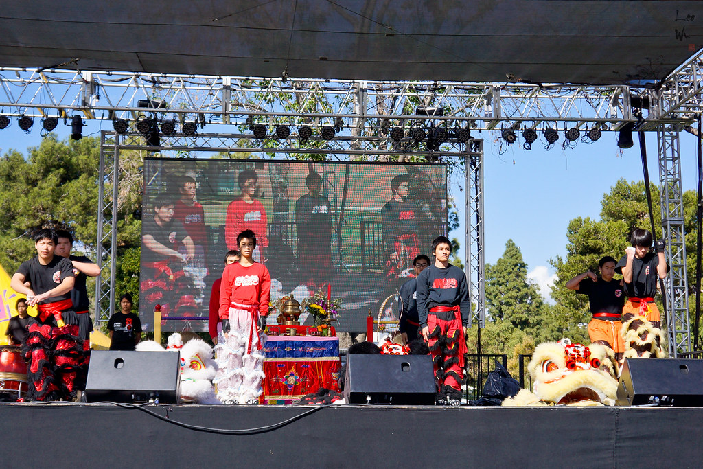 The Usa Orange County Garden Grove Tet Festival Lu