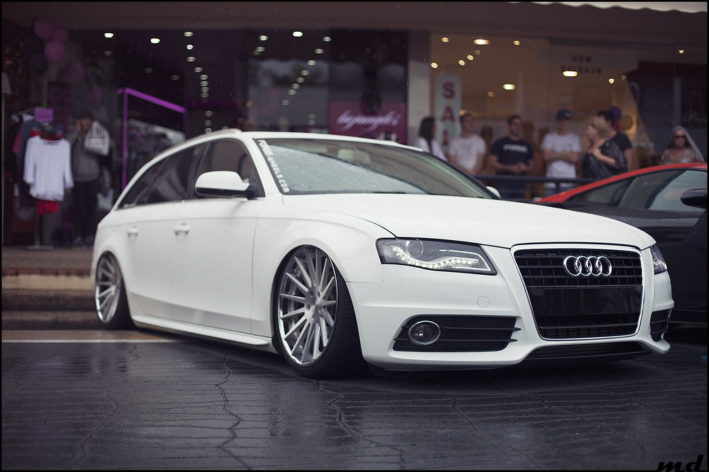 Bagged Audi B8 A4 Avant Miiiitchy Flickr