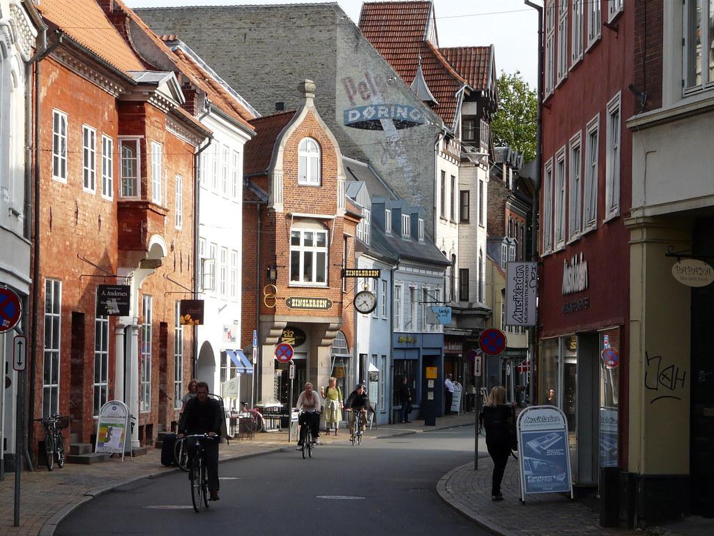 Odense - Norregade | Odense - city centre | Dariusz Sieczkowski | Flickr