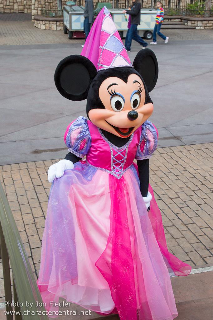 Disneyland Jan 2013 - Meeting the Disney Princesses | Flickr