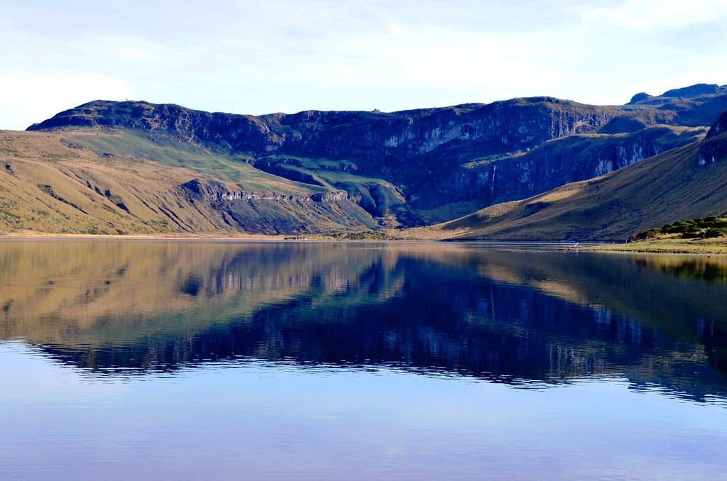 Laguna del otun risaralda