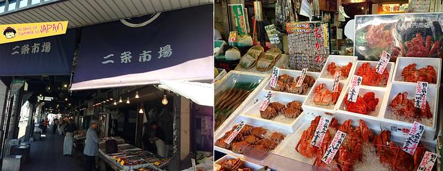 Hokkaido - Nijo Market