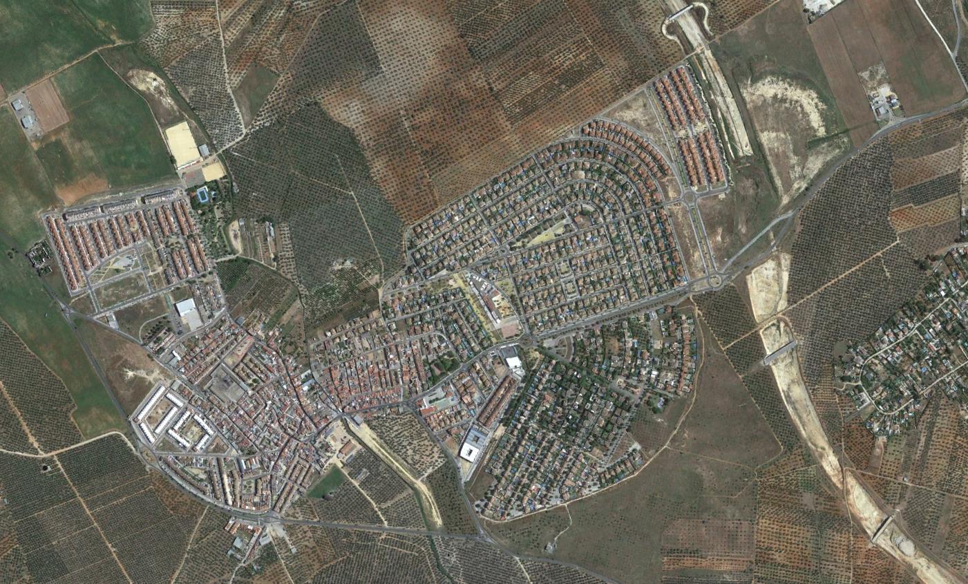 almensilla, sevilla, to the hombres, después, urbanismo, planeamiento, urbano, desastre, urbanístico, construcción, rotondas, carretera