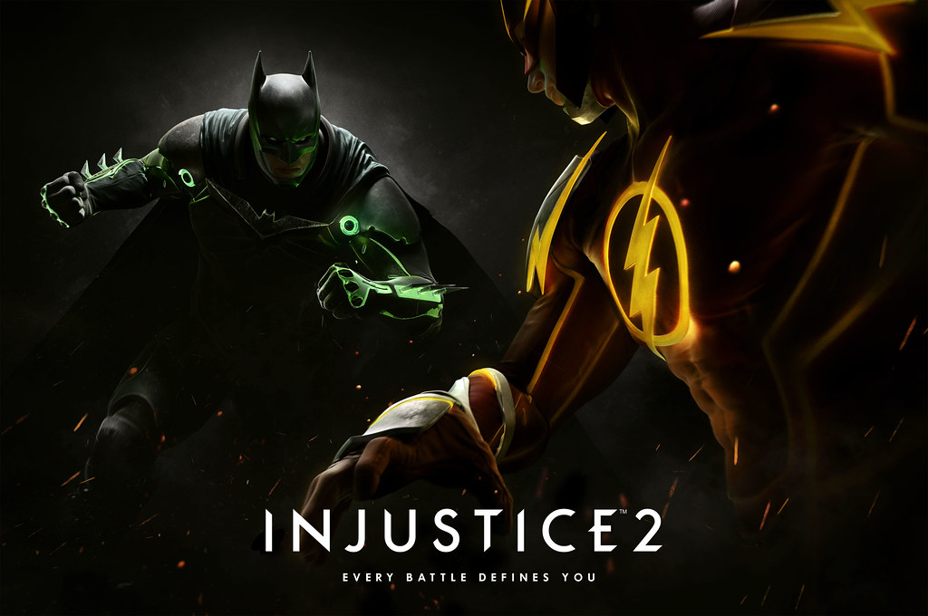 Injustice 2 Will Feature RPG-Like Upgrade Mechanics 1