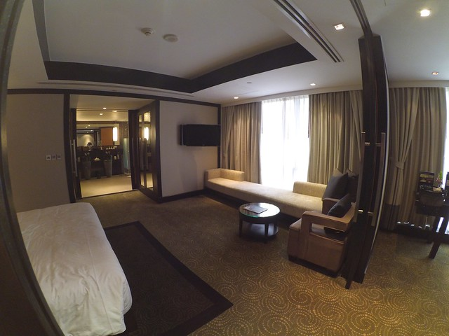 Banyan Tree Bangkok One Bedroom Suite