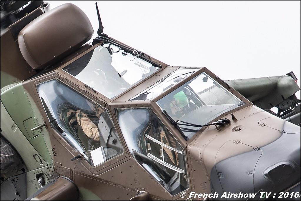 Eurocopter EC665 Tigre , Aviation légère de l'Armée de terre , hélicoptères Tigre HAP , ALAT , lieux, Meeting Aerien 2016 , Canon Reflex , EOS System