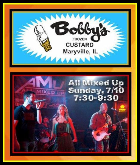 Bobby's Frozen Custard 7-10-16
