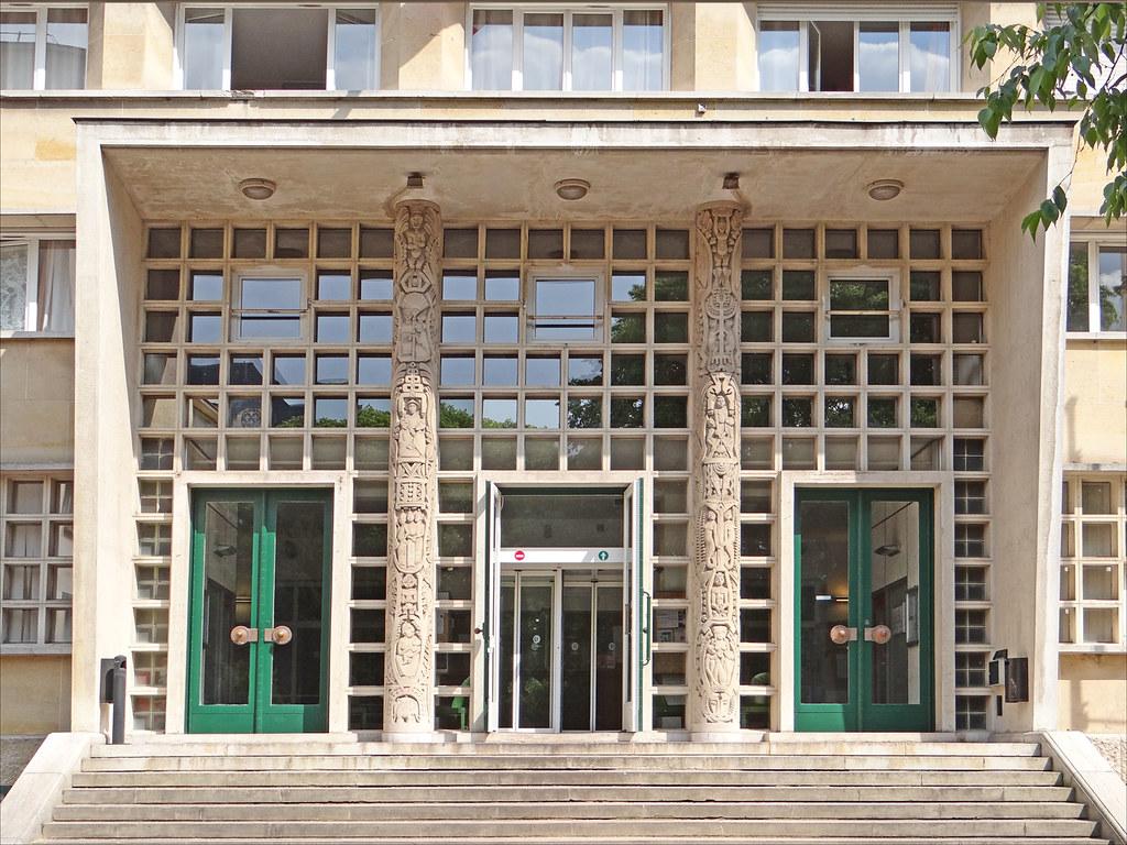 L 39 ancienne maison de la france d outre mer ciup paris for Ancienne maison close paris