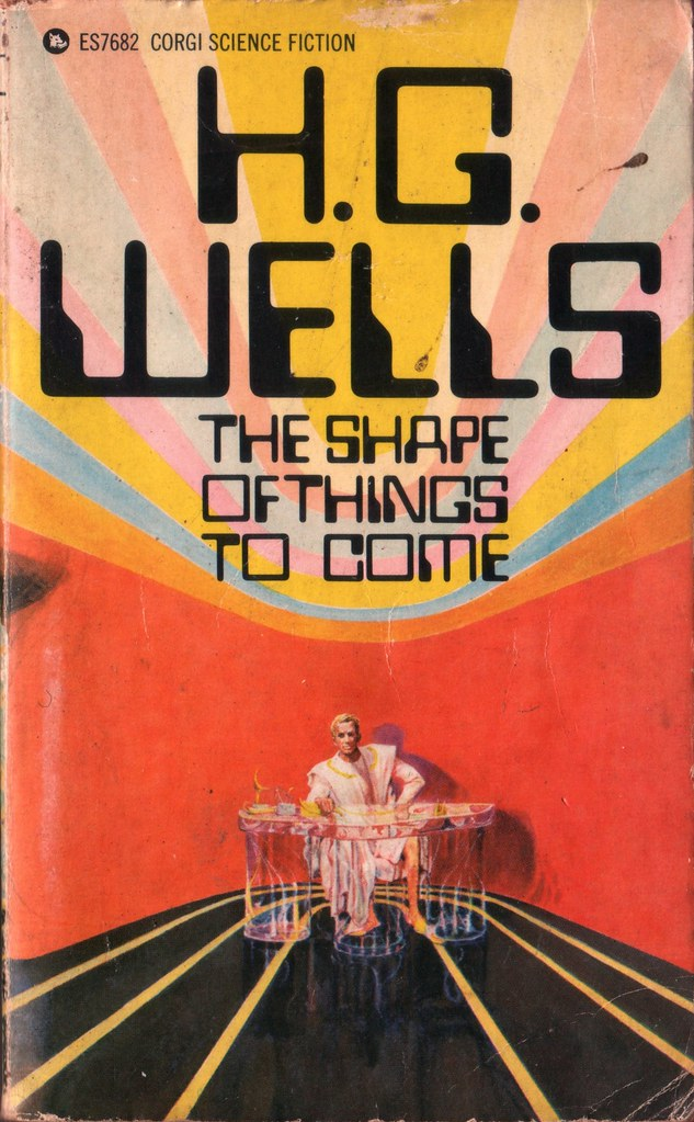 hg wells the shape of things