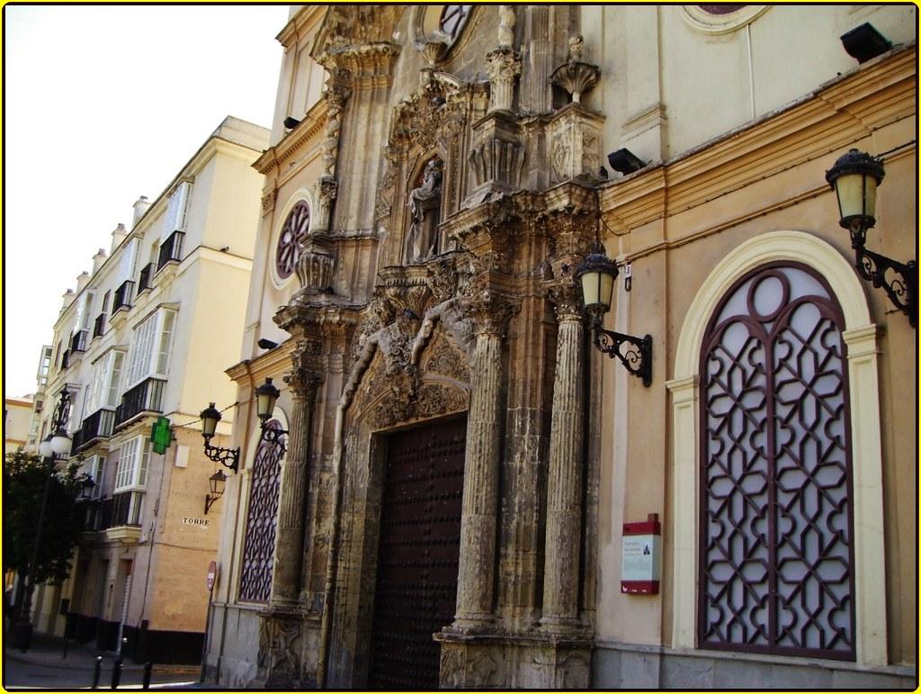 Parroquia San Antonio De Padua C 225 Diz Andalucia Espa 241 A Flickr