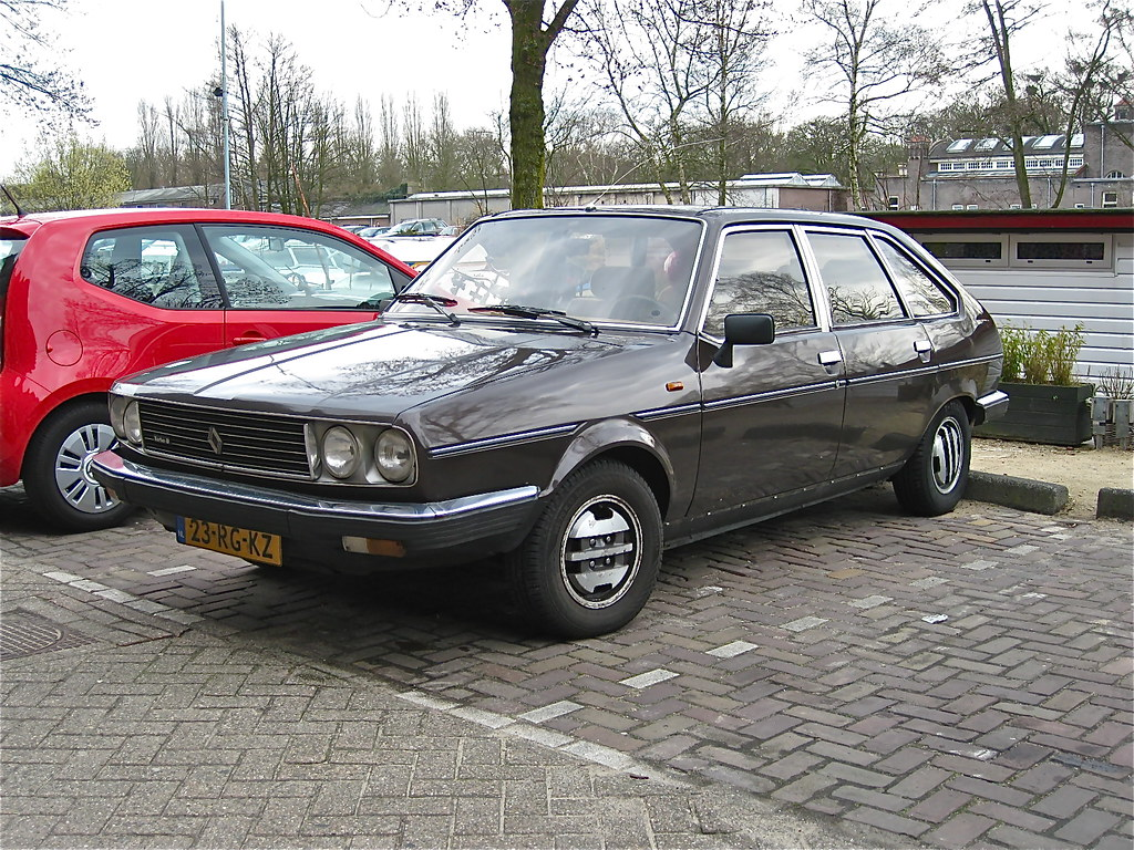 1983 renault r30 turbo diesel very late r30 this high cla flickr. Black Bedroom Furniture Sets. Home Design Ideas