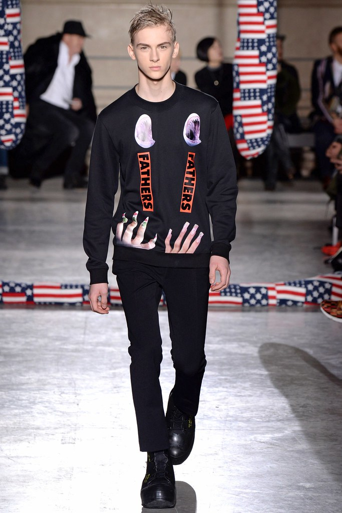 Dominik Sadoch3058_FW14 Paris Raf Simons(VOGUE)