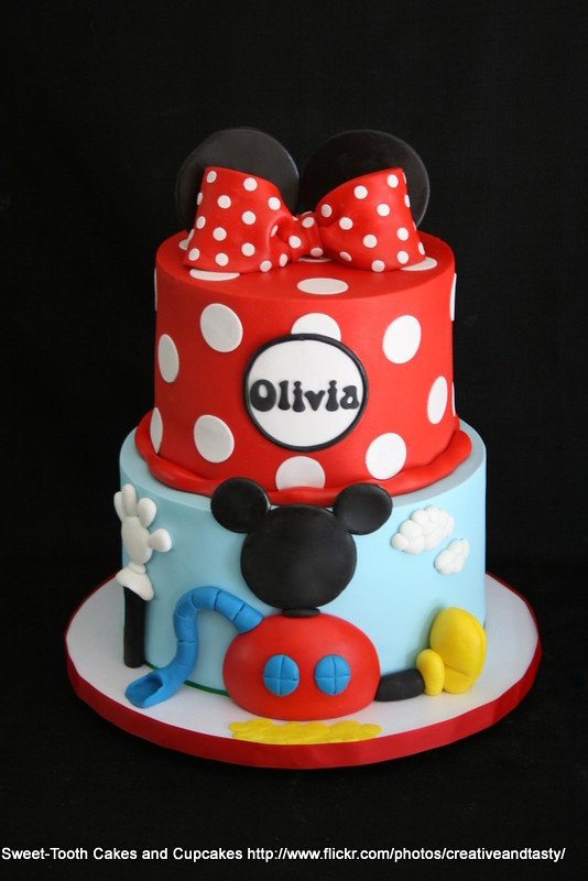 Tier Minnie Mouse Cake Price
