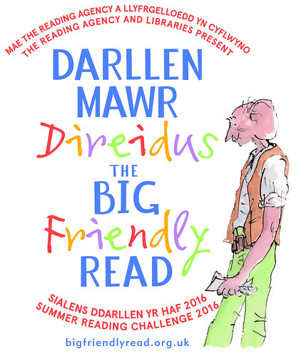 Summer Reading Challenge 2016 - The Big Friendly Read