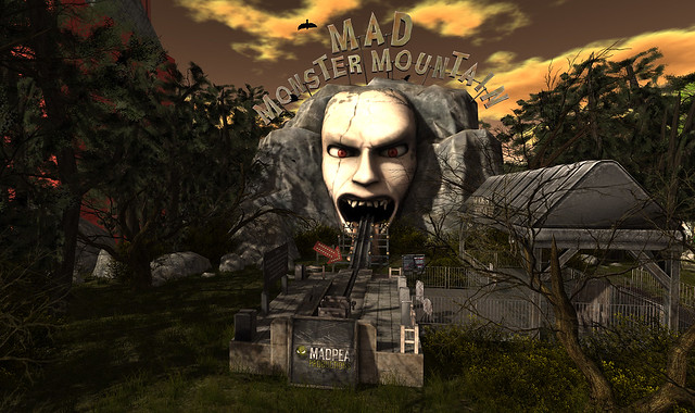 SL13B - MadPea Mad Monster Mountain