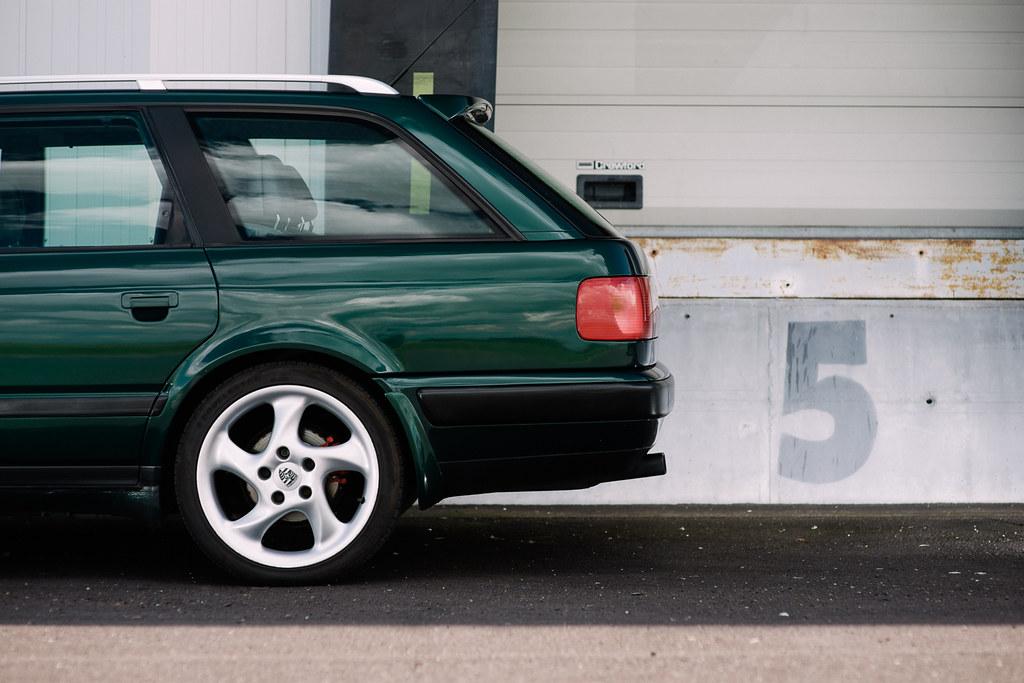 Audi 100 S4 Die Magische Nr 5 Bennorz Flickr