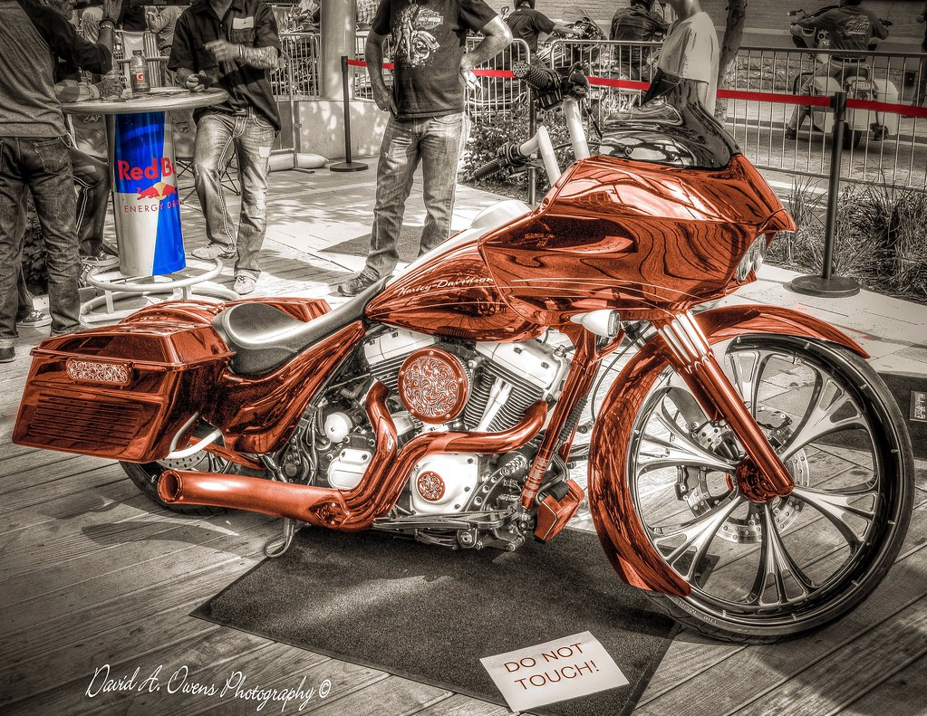 Cool Bagger Paint Jobs