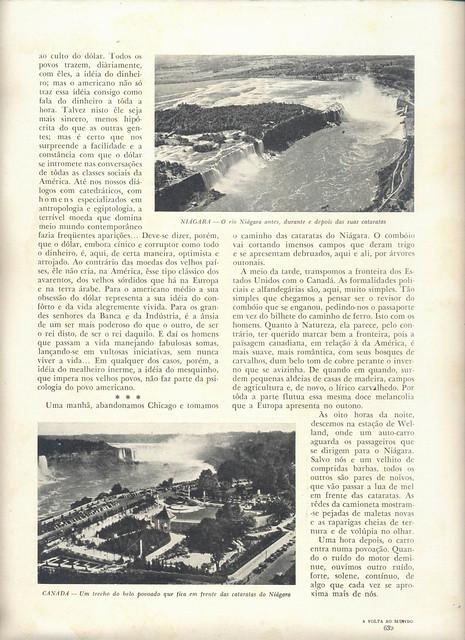 A Volta ao Mundo, Ferreira de Castro, Nº 15, 1944 - 51