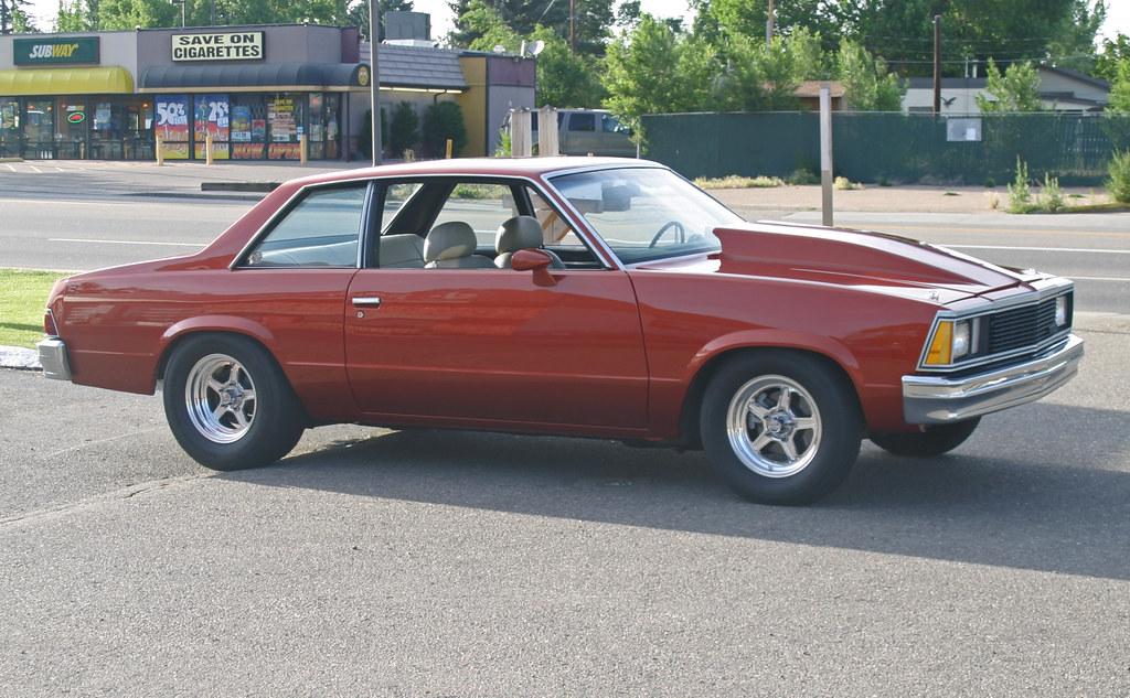 1978 Chevrolet Malibu Classic 2 Door Sedan Coconv Flickr