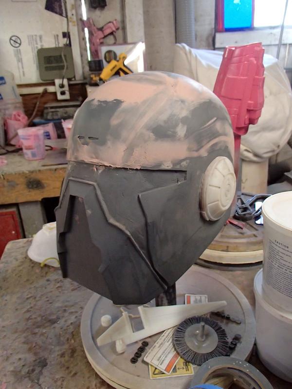 Re-doing Shae Helmet Seams