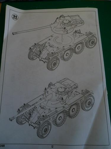 Ouvre-boîte EBR-10 Wheel reconnaissance vehicule [Hobbyboss 1/35] 27666011140_962323dece