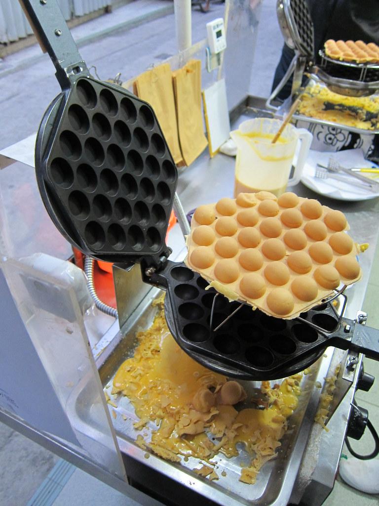Egg Street Food