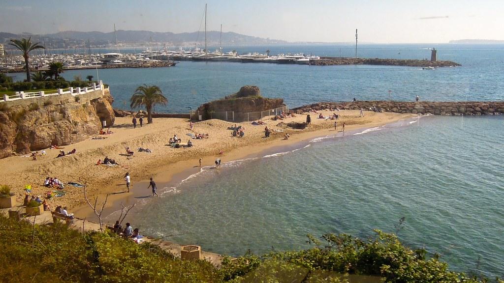 plage de la raguette raguette beach mandelieu la napoul 1024 x 576 · jpeg