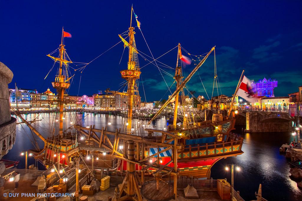 Do You Think Shanghai Disneyland Treasure Cove Is Gonna Lo