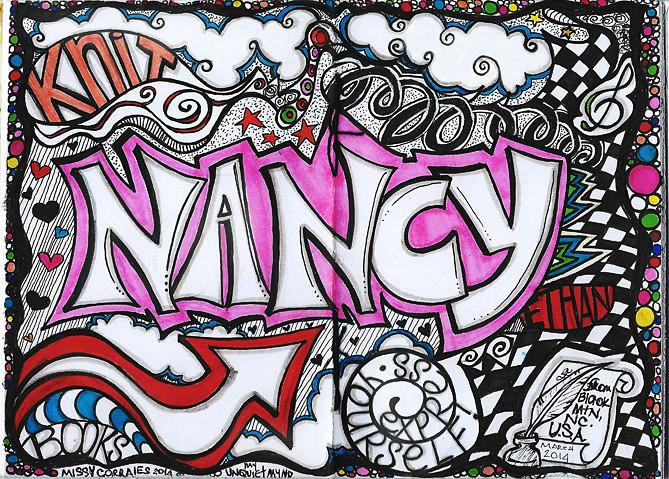 Y Graffiti Letters Graffitis que digan na...