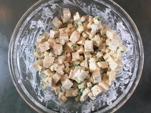 tofu mixture