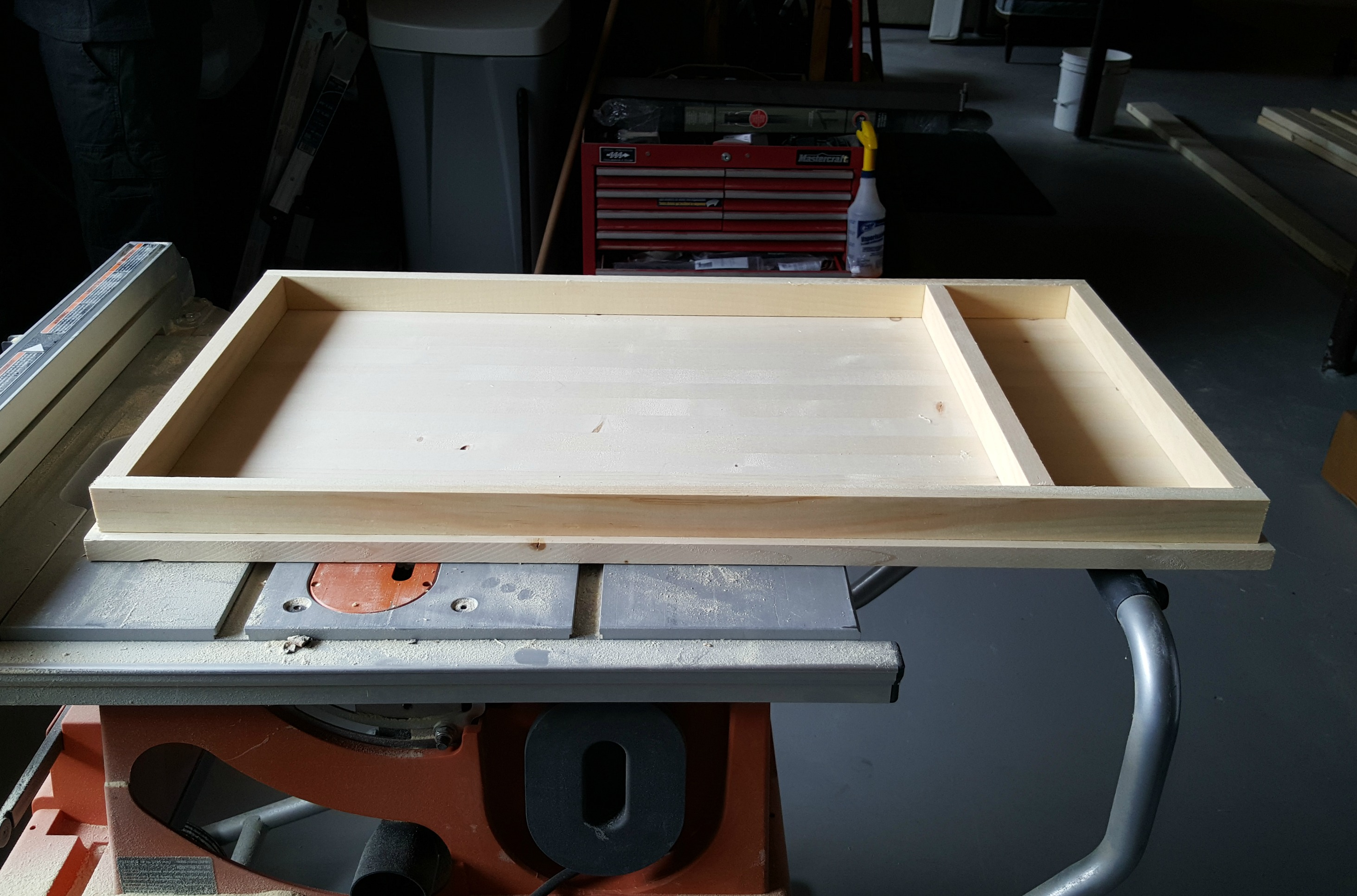 Pint-Sized Craft Table