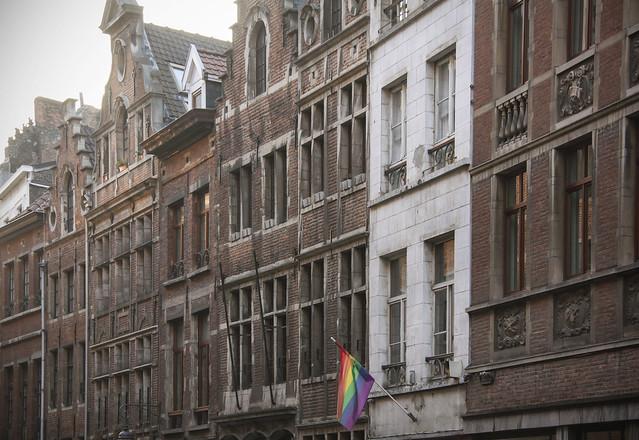 Brussels - street
