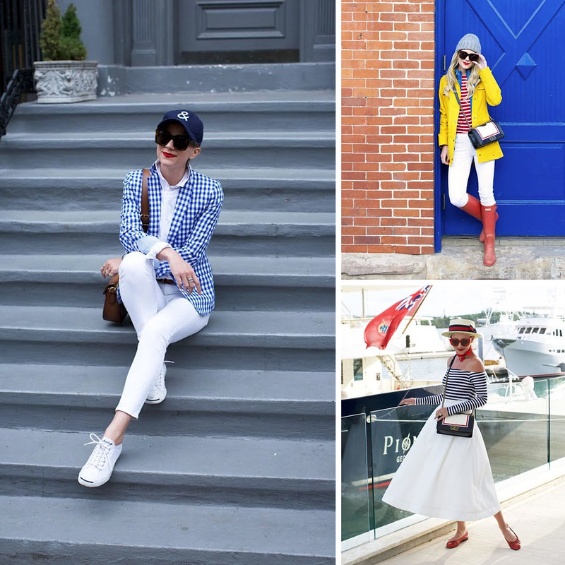 10 Preppy Style Fashion Bloggers You Should Know | Blair - Atlantic Pacific