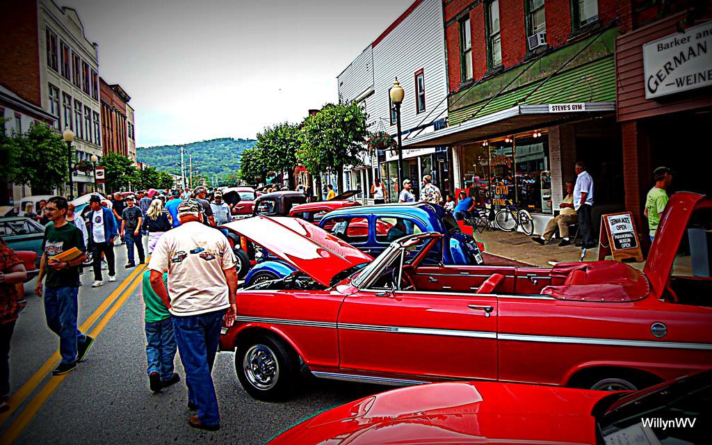 June  Car Show