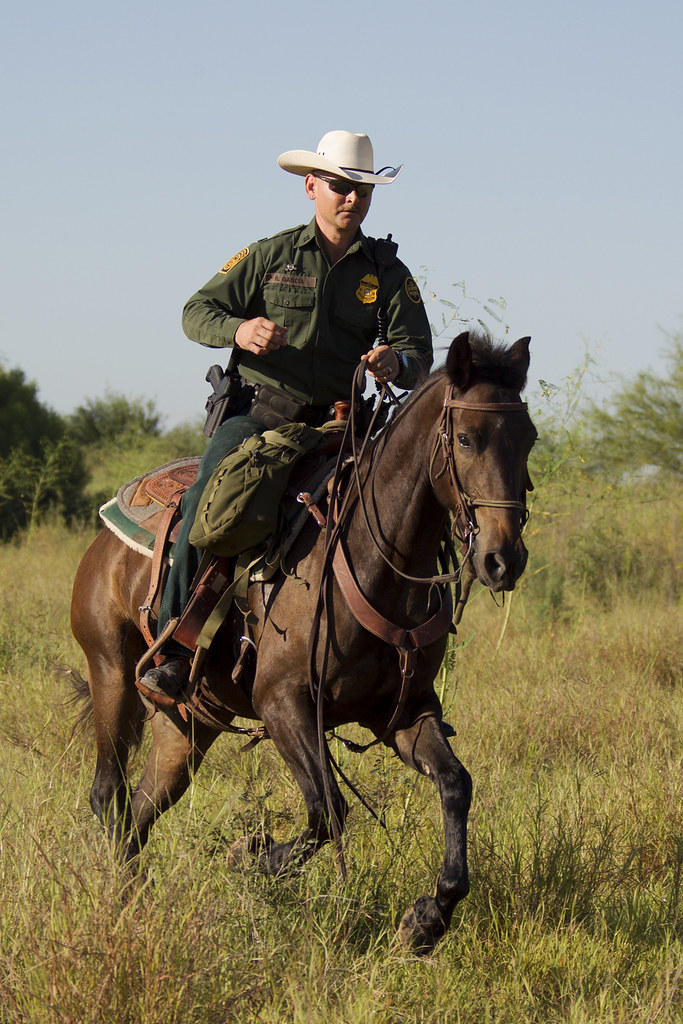 how to become a border patrol agent in texas