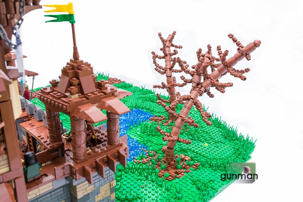 [Guilds of Historica]: Egnatia Fortress  13539450235_696c4612b7_b