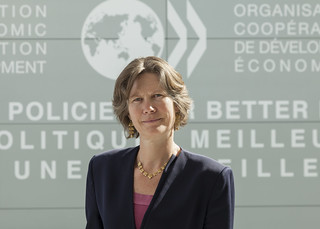 Lucy Elliott, Director of Internal Audit and Evaluation of the OECD | by Organisation for Economic Co-operation and Develop