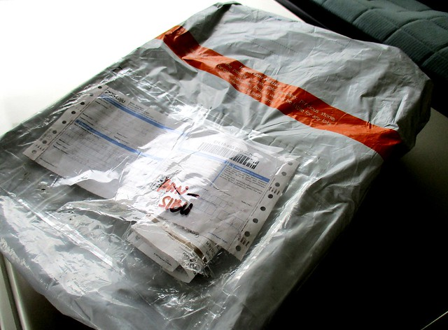 Package from Banting