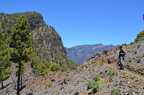 Pico Bejenada, La Palma