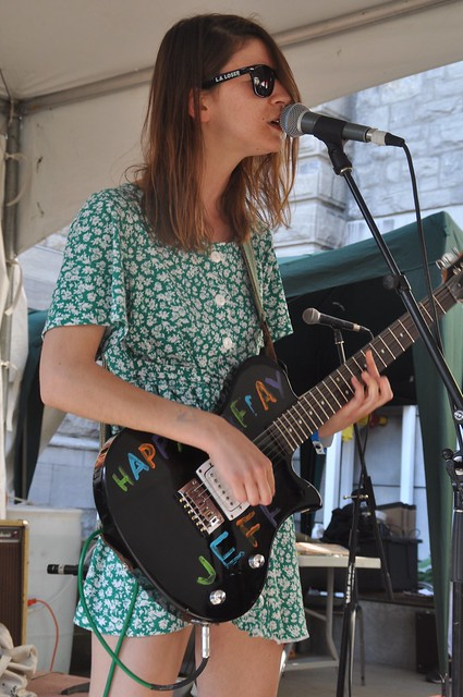 Colleen Green at Club SAW