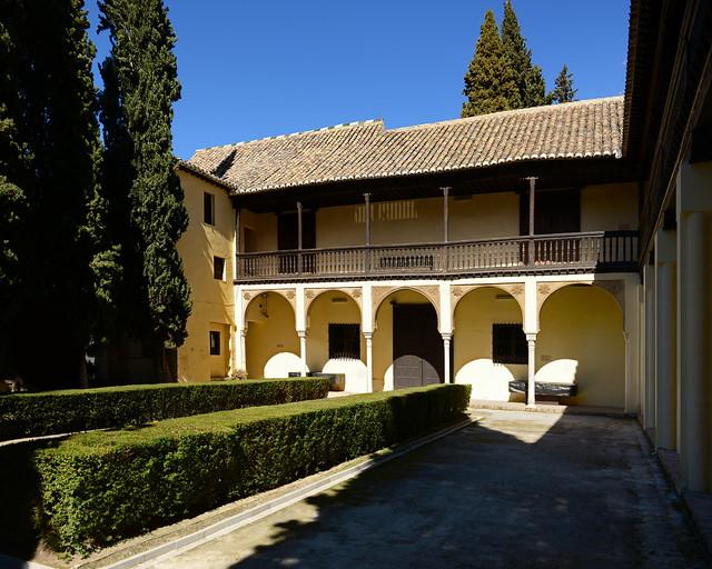 Carmen de la Cuesta del Chapiz en Granada, de los mejores sitios que ver en Granada