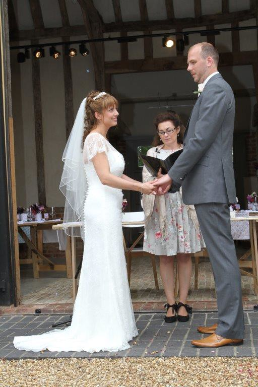 Morford wedding